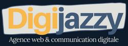Logo Digijazzy agence Web
